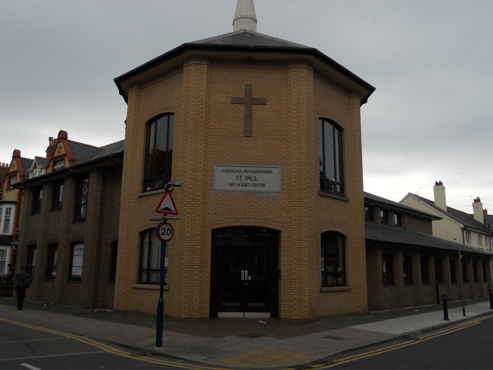 St Pauls, Aberystwyth